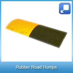 Rubber road humps manufacturers